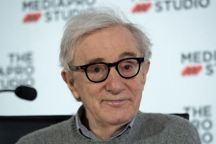Woody Allen in 2019