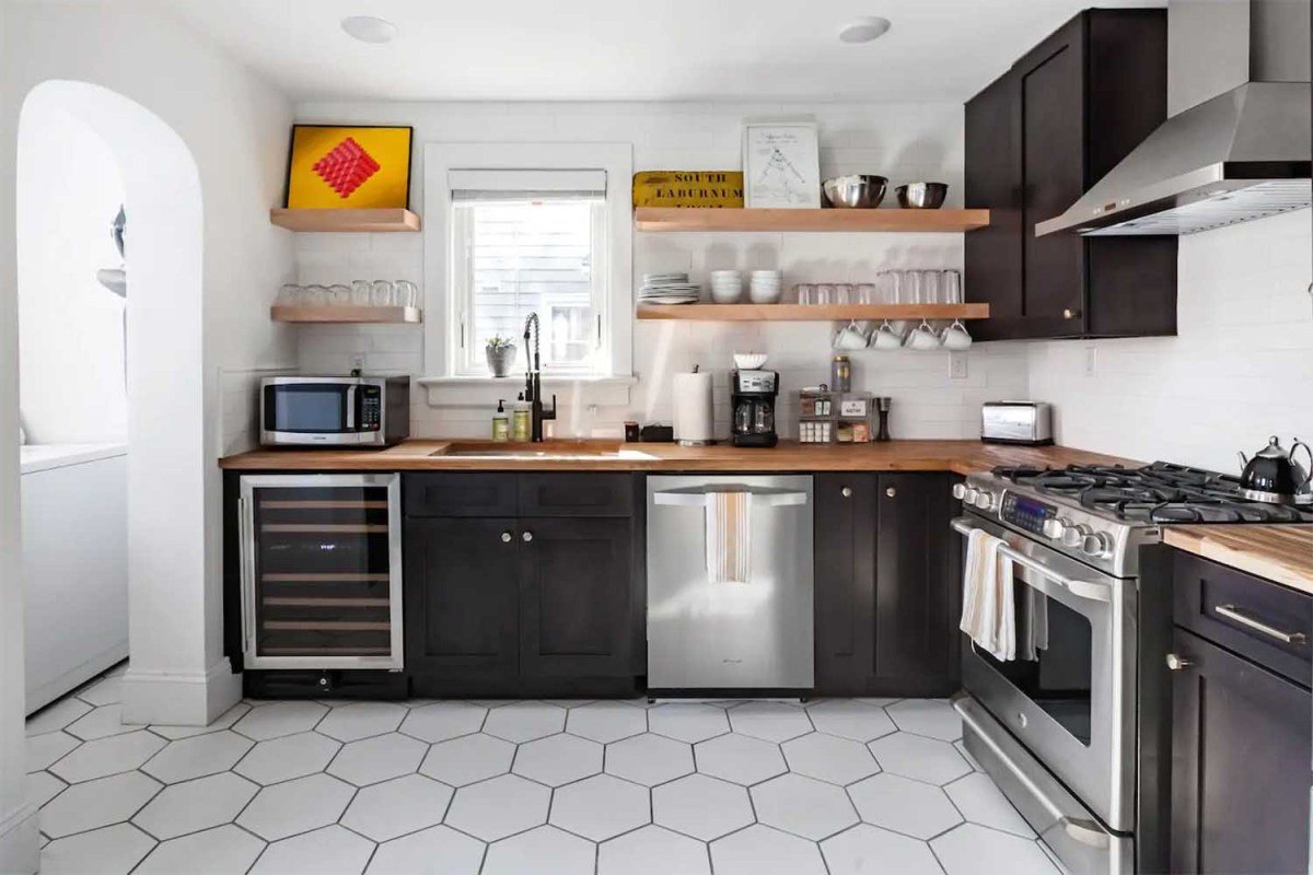 10 Airbnbs With Highly Covetable Dream Kitchens