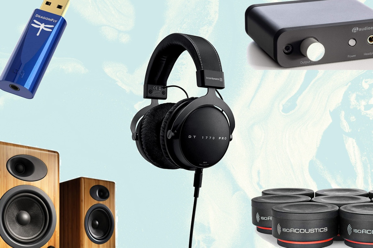 Best Desktop Audio System