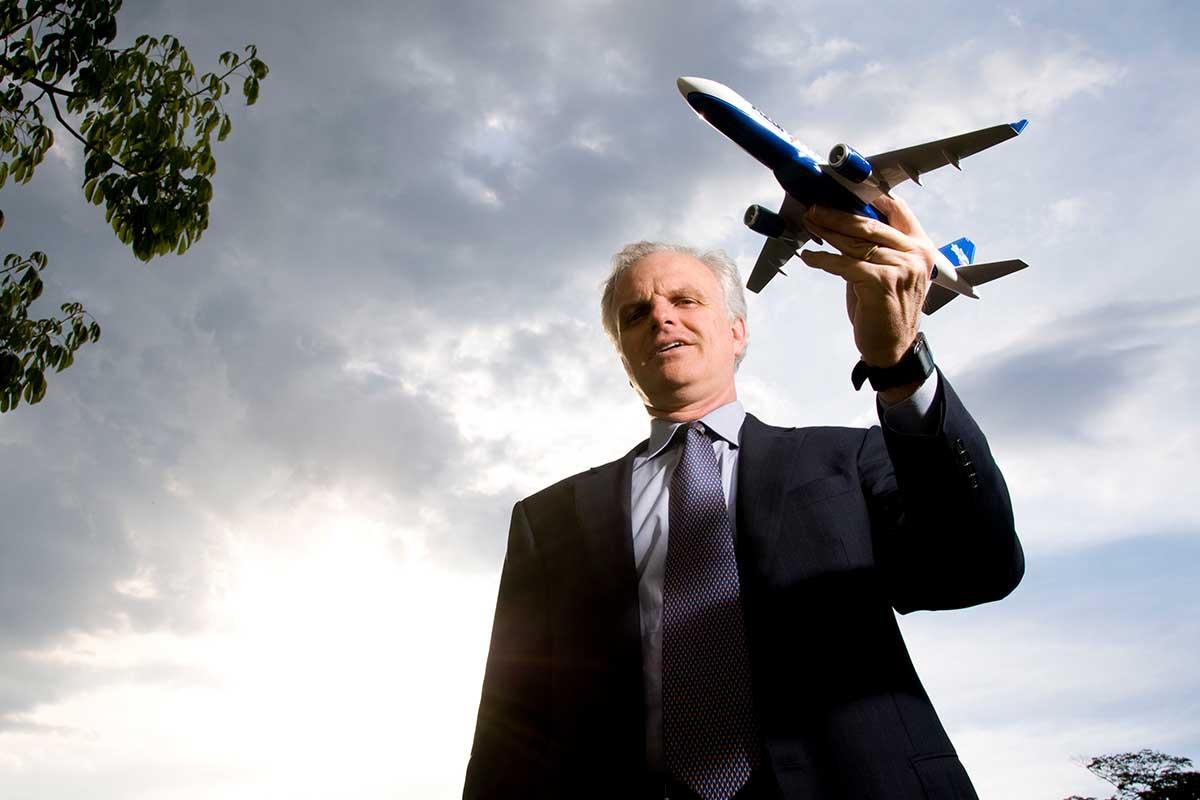 JetBlue and Breeze Airways founder David Neeleman