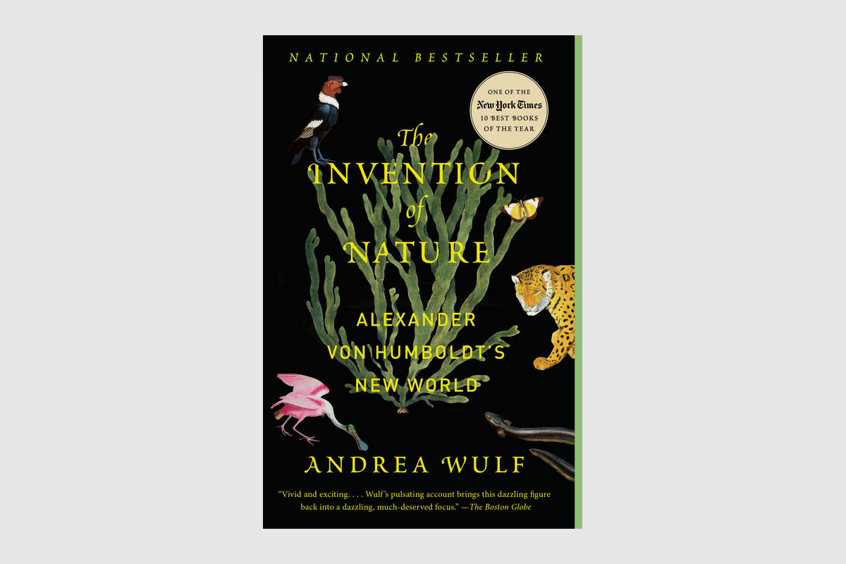 invention of nature wulf