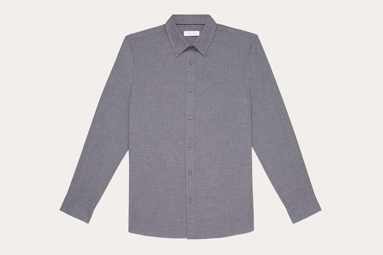 Calvin Klein flannel shirt