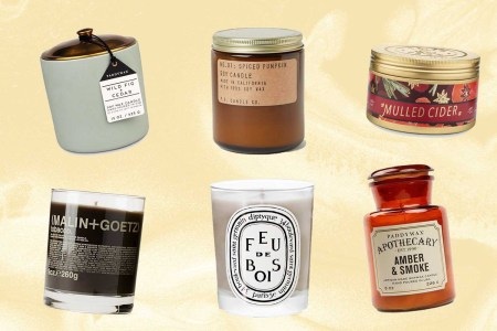 11 Comforting Candles to Cozy Up With This Fall