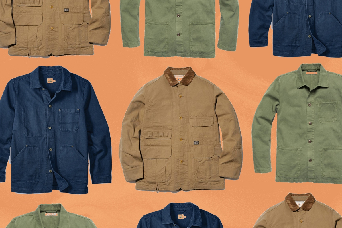 The Chore Coat Is the Ideal Fall Outerwear Style