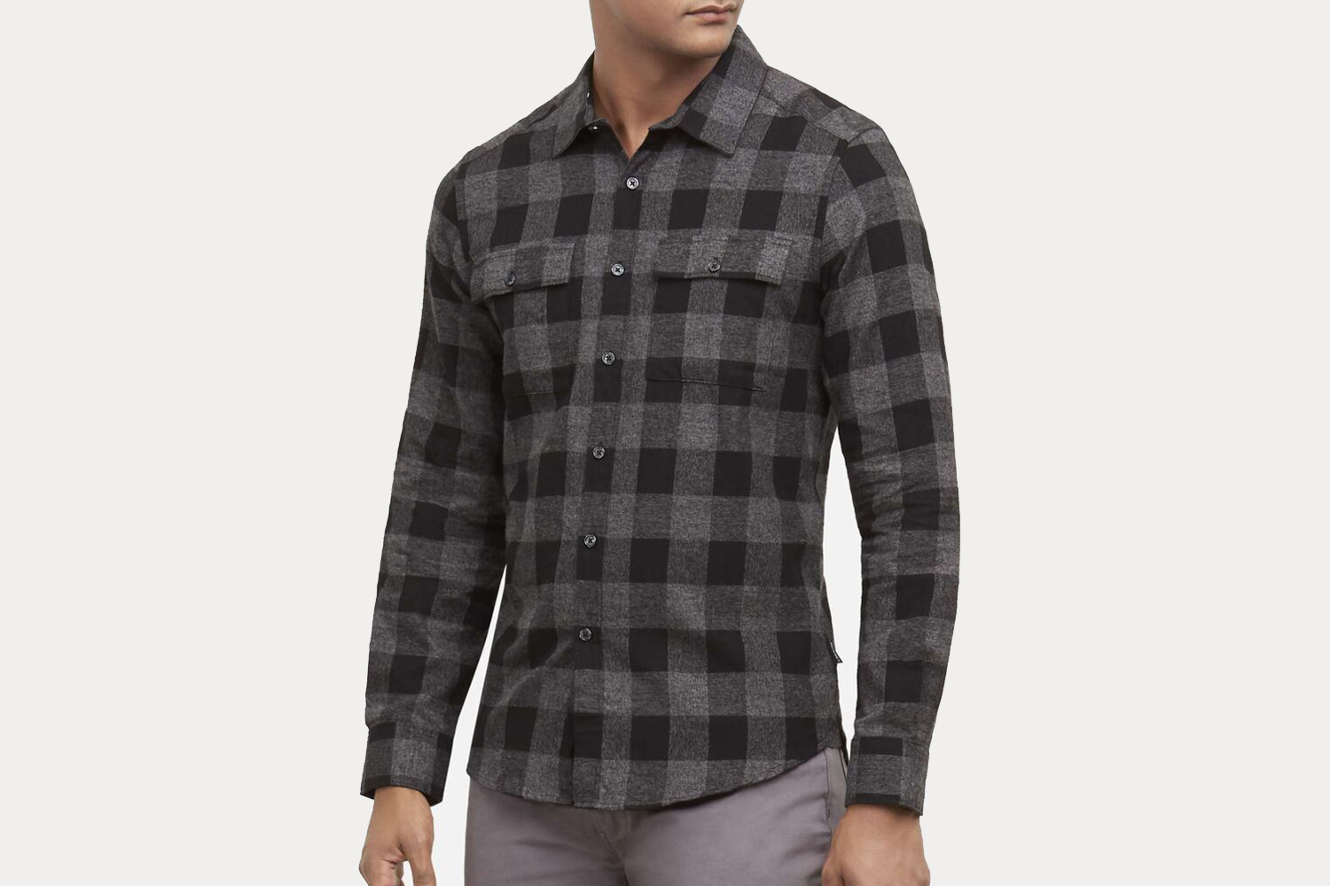 Kenneth Cole flannel shirt