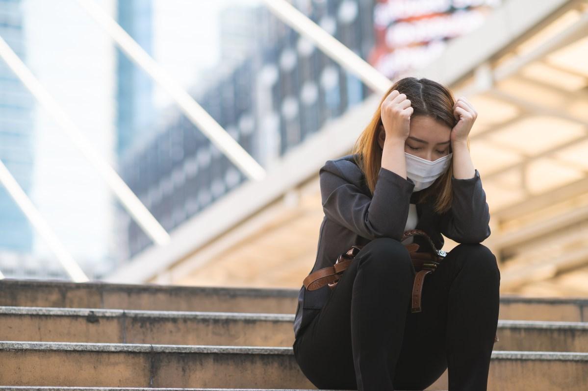 recent college grad faces unemployment