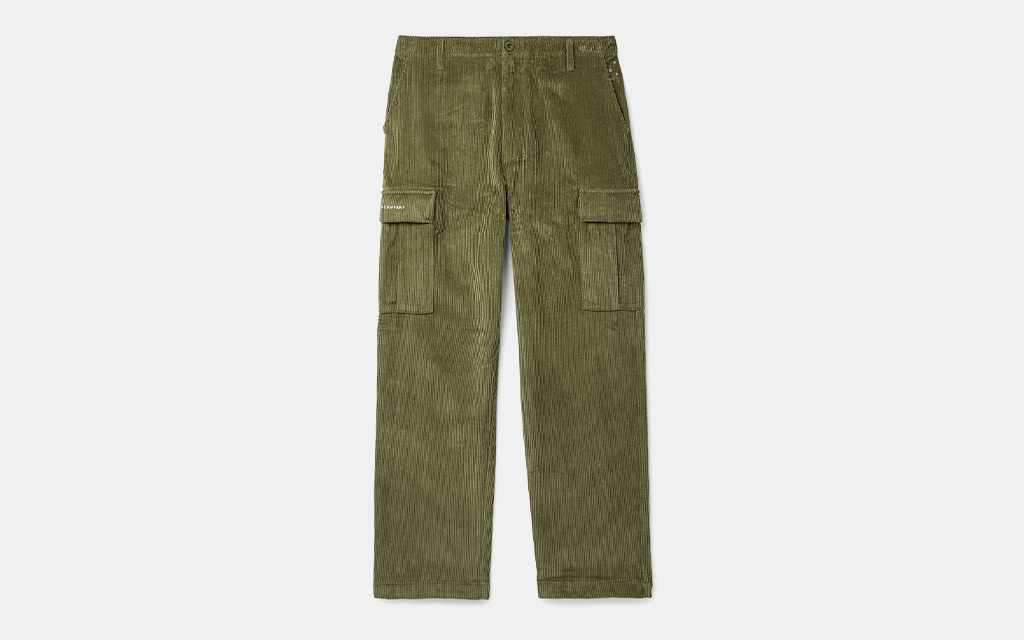 Pop Trading Company Cotton-Corduroy Trousers