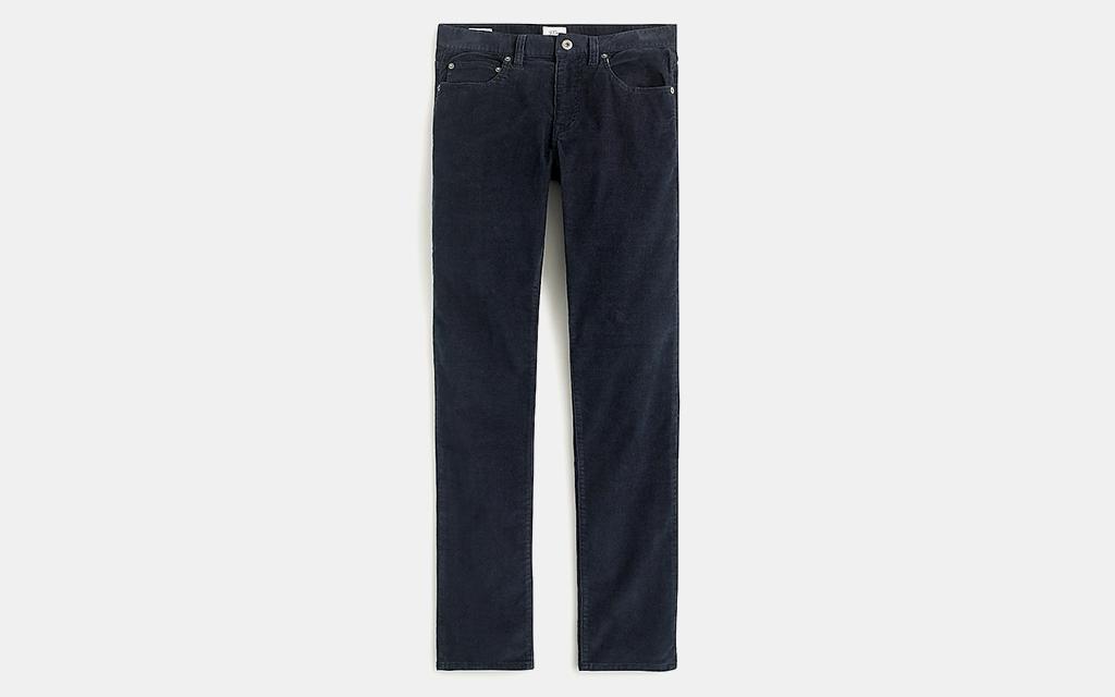 J.Crew 484 Slim-Fit Pant in Corduroy