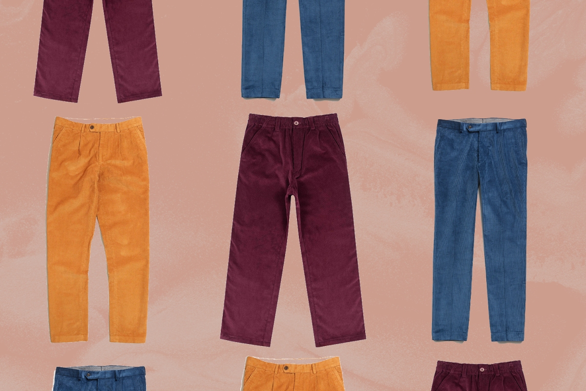 The 14 Best Pairs of Corduroy Pants to Wear This Fall