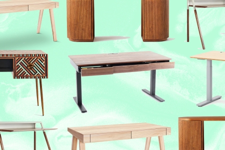 The 11 Best Desks for Your Home, Since That's How We Work Now