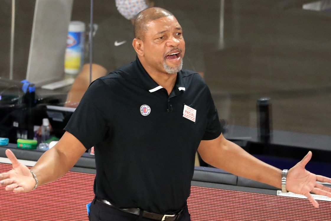 Doc Rivers Out as Coach of LA Clippers After 7 Seasons