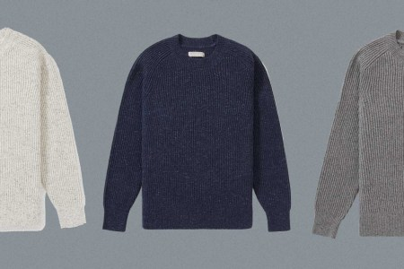 Deal: Everlane's Tri-Twist Sweater Is Handsome, Durable and Discounted