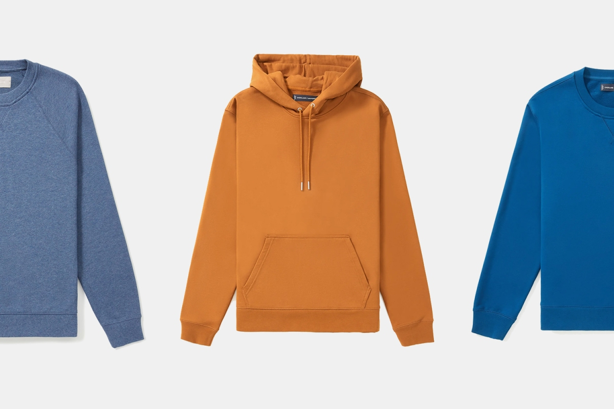 Deal: Stock Up on Everlane's French Terry Sweatshirts, Now Up to 35% Off