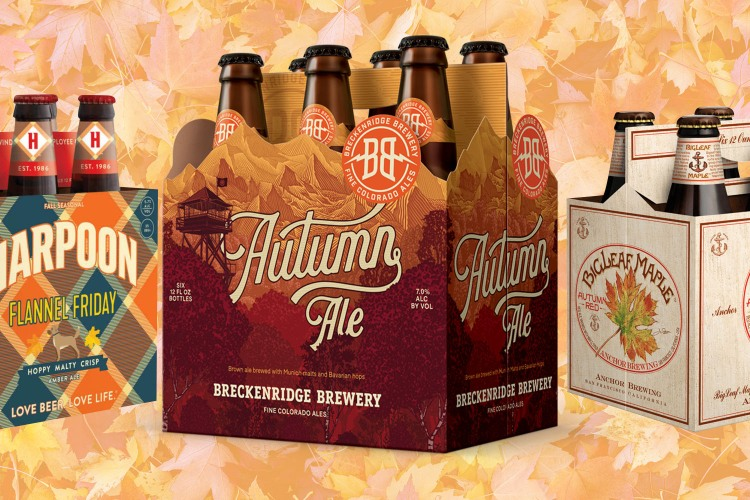 If you're not a fan of pumpkin, you've still got plenty of fall beer to choose from.