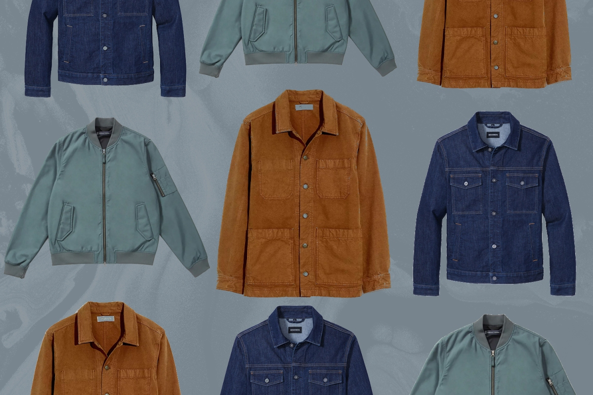 Best Fall Jackets for Men 2020