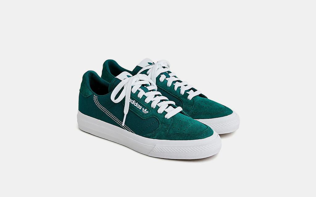 Adidas Continental Vulc Shoes