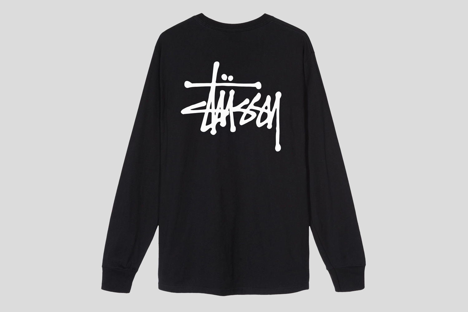 Basic Stüssy Long Sleeve T-Shirt