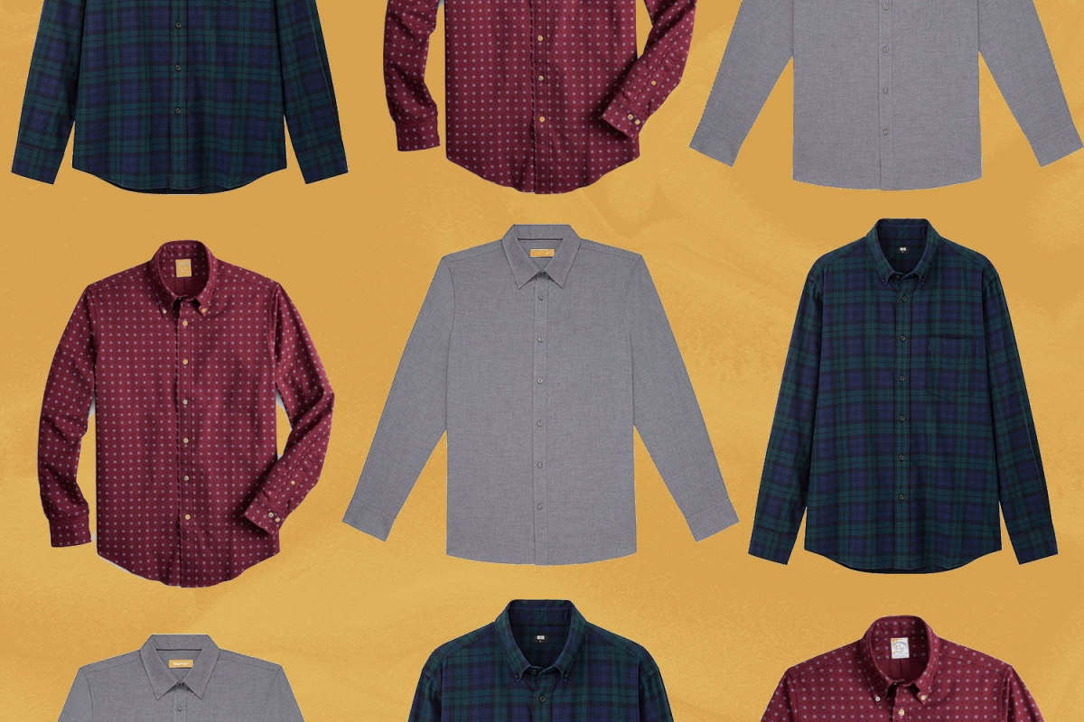 best flannel shirts for fall