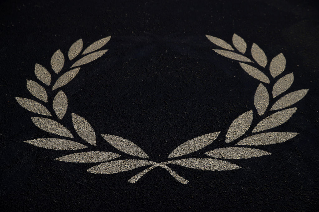 Fred Perry logo
