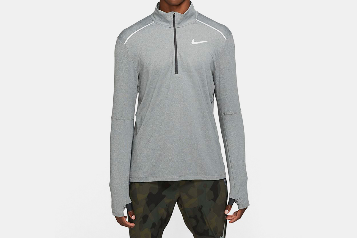 Deal: Get 25% Off This Cool-Weather Running Top From Nike