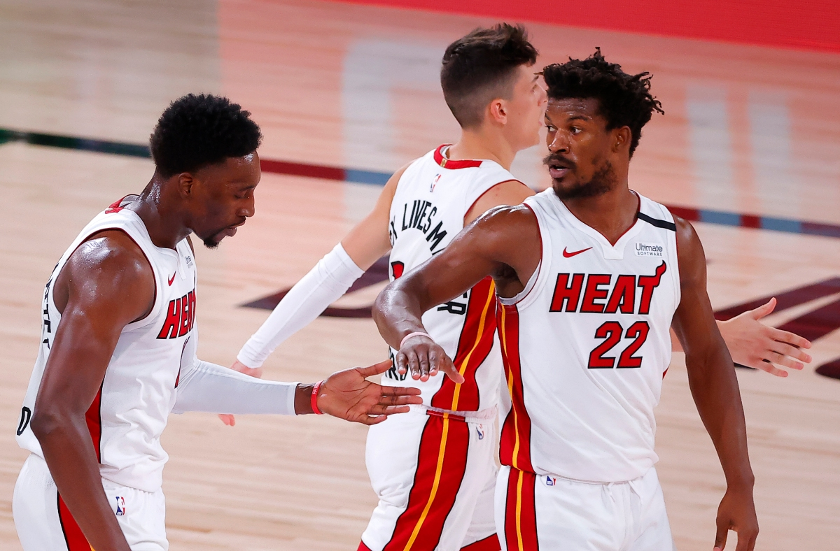 Heat Come Back From Double Digits, Again, to Top Celtics