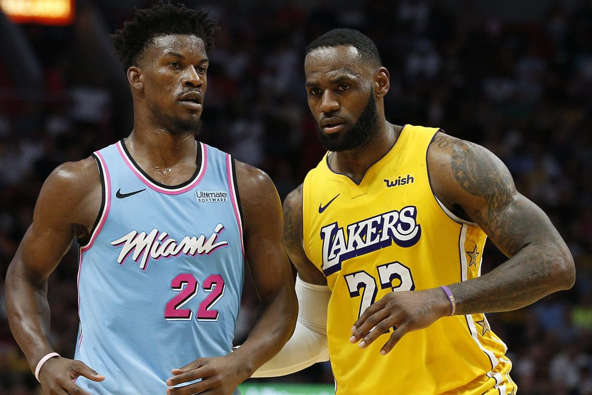 LeBron and Lakers to Take on Miami Heat in NBA Finals