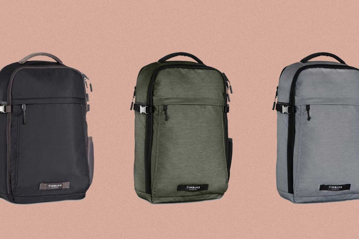 Deal: This Sleek Timbuk2 Backpack Is Half Off