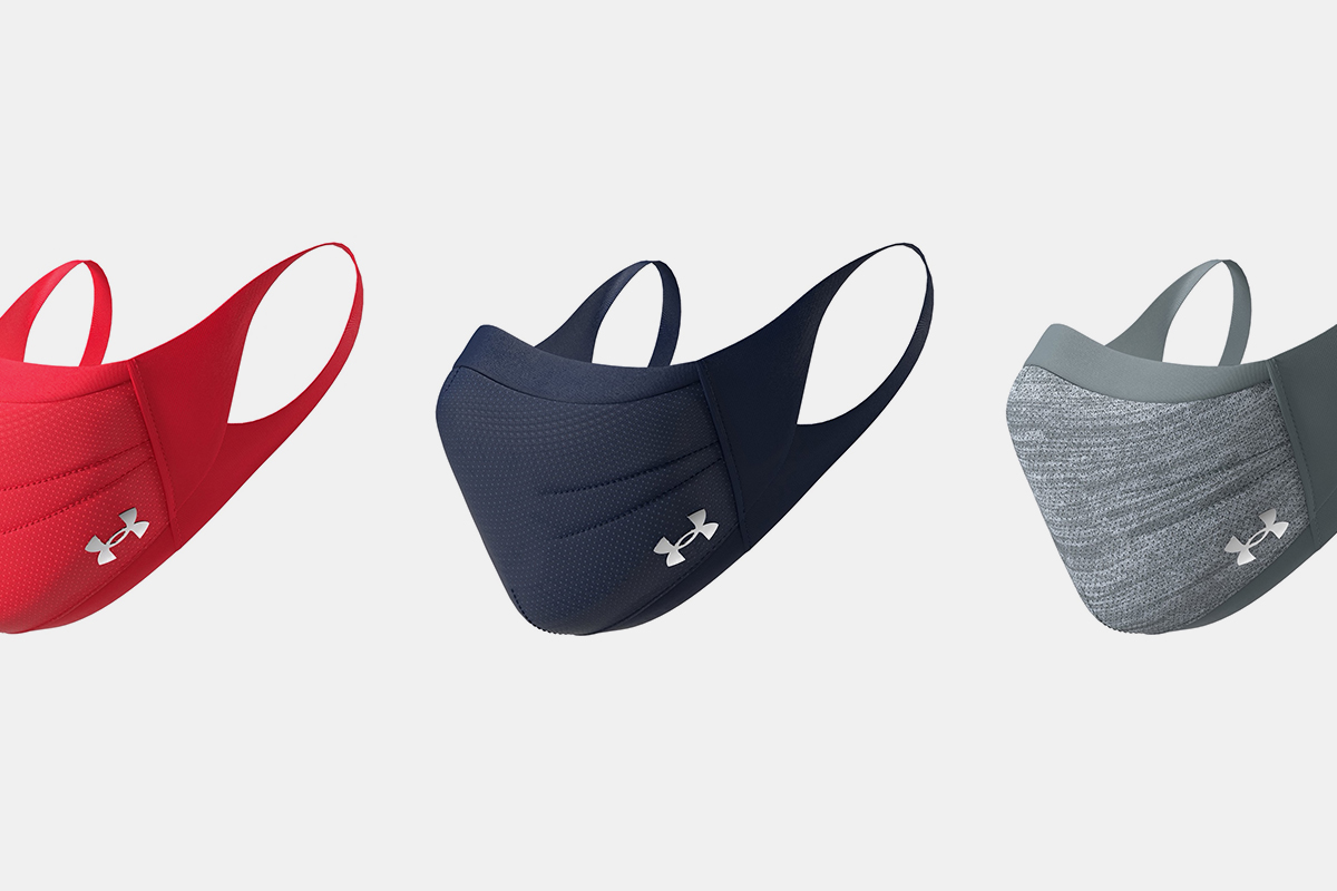 Under Armour's Sportmask Is Finally Back in Stock