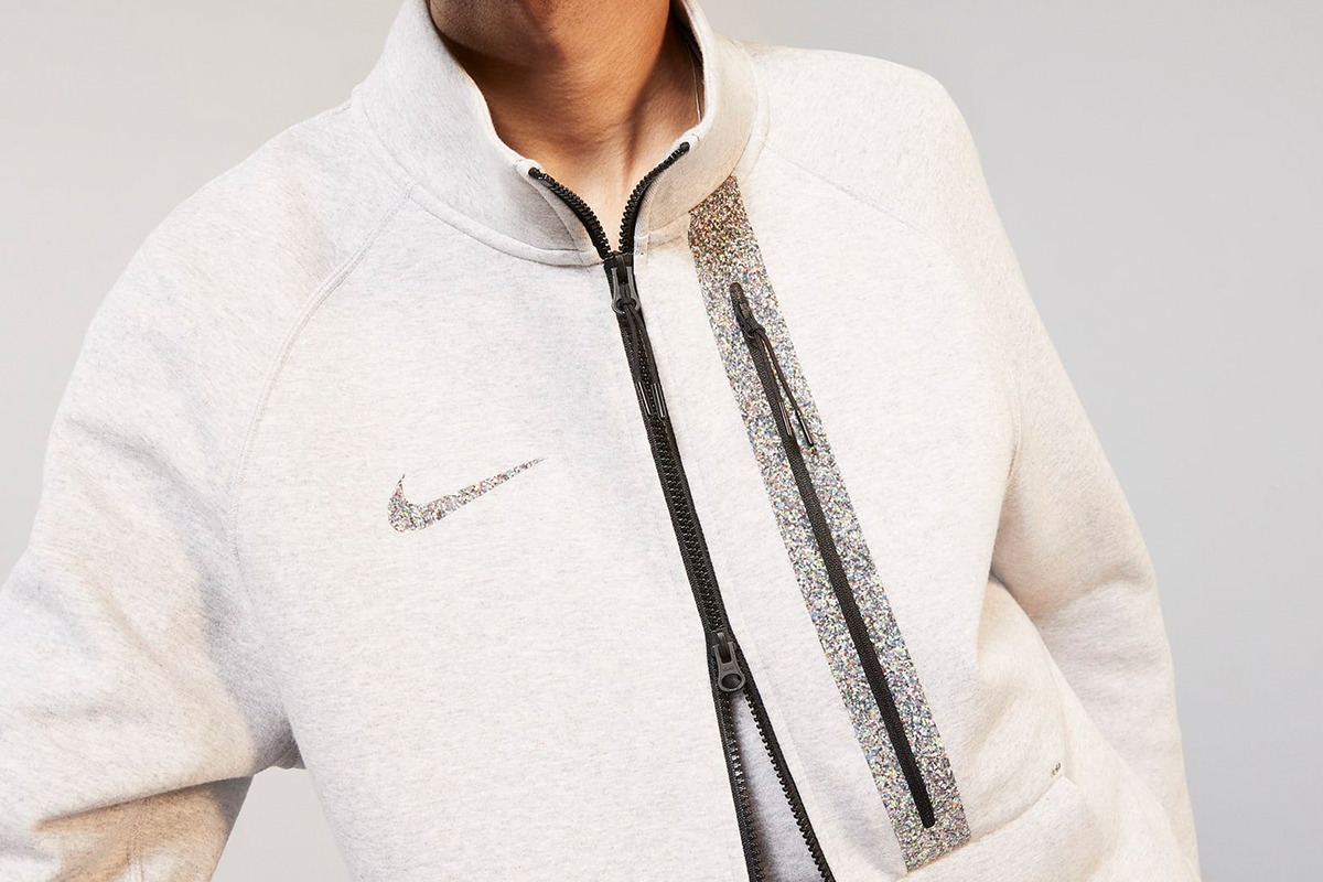 Nike's First Sustainable Sweatsuit Is Currently $75 Off