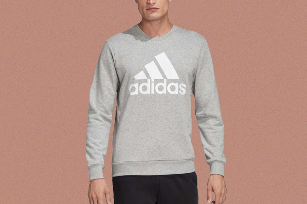 Deal: Adidas Hoodies, Sweats and Track Suits Are 25% Off