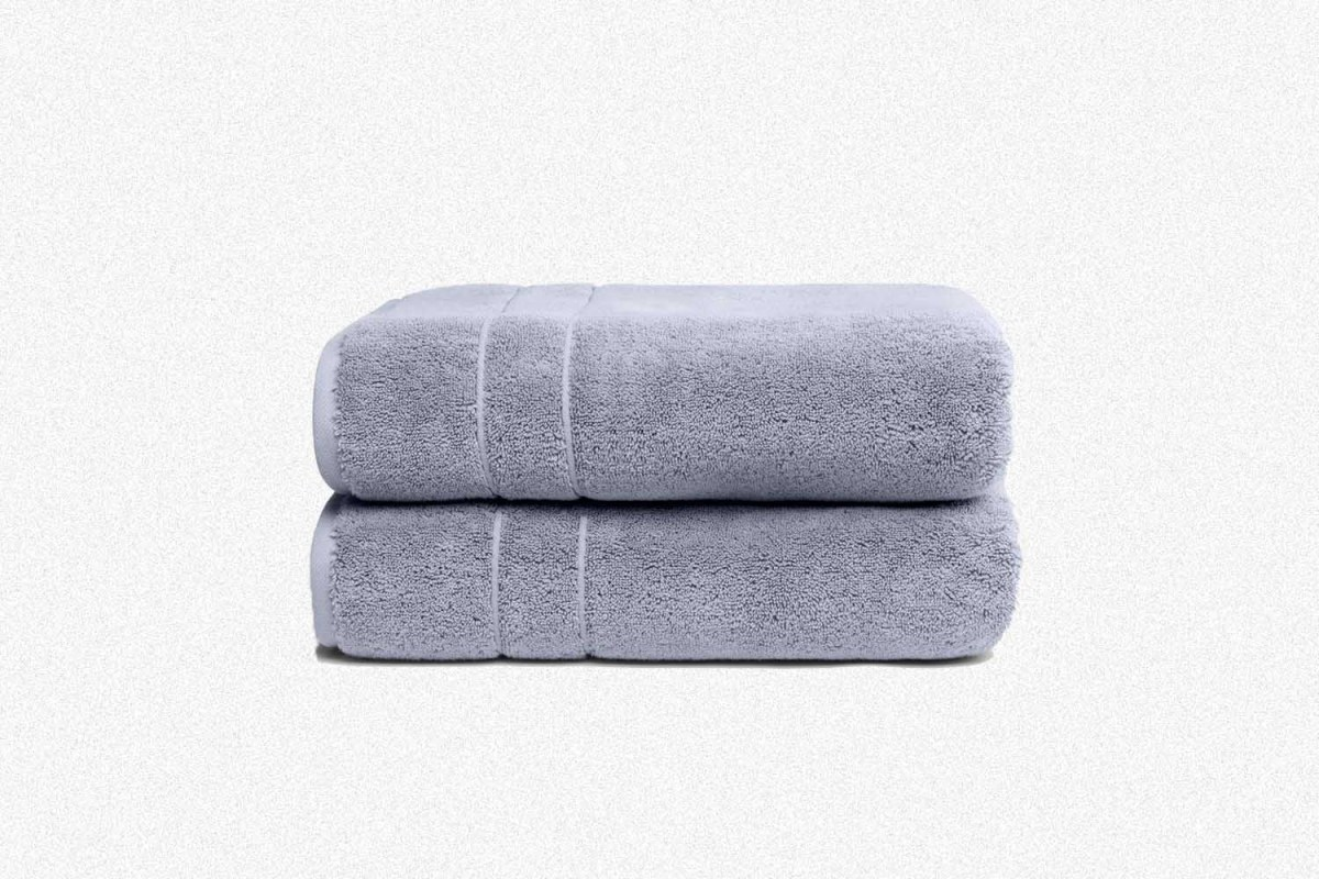 Brooklinen's Best-Selling Super-Plush Bath Towels Are Finally Back in Stock