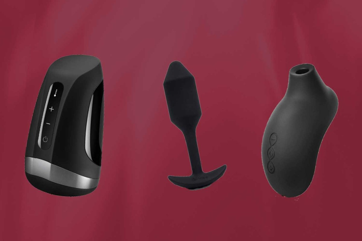 Deal: Save Up to 60% On a Ton of Sleek, Sexy Sex Toys