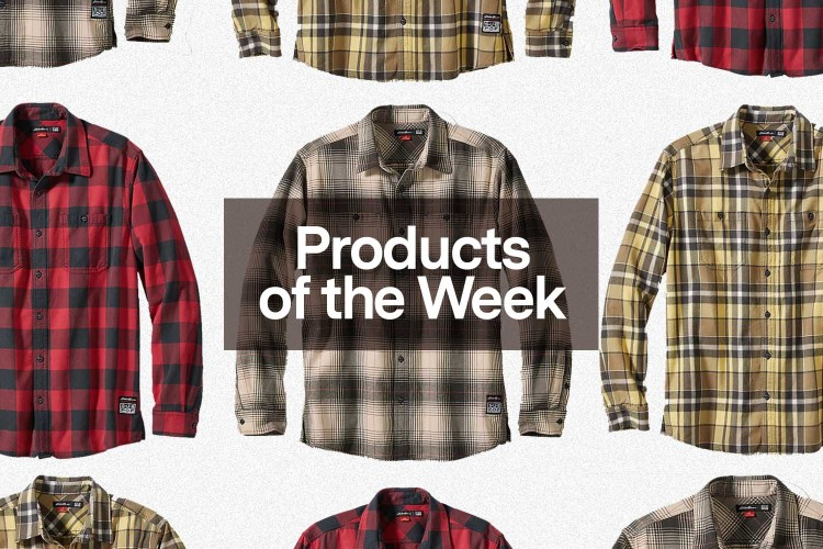 Products of the Week: Sleepbuds, Flannel Shirts and Carbon Steel Roasters