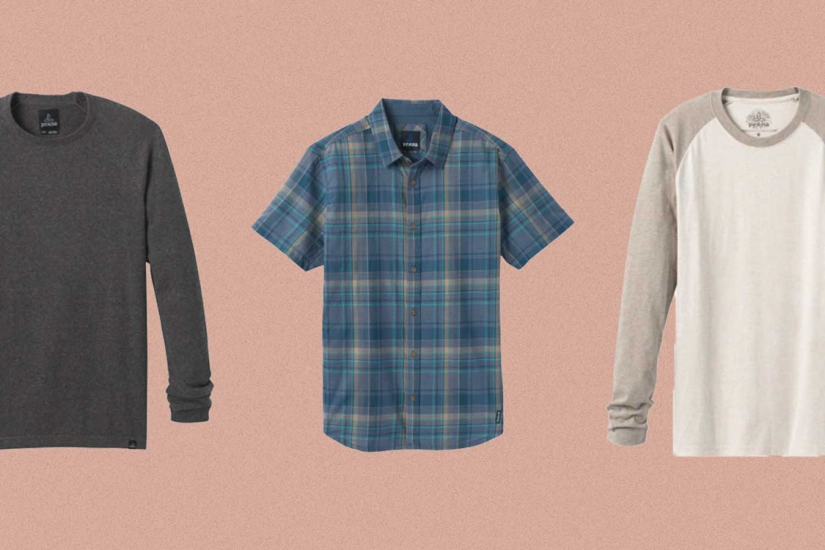 Prana sweaters, shirts and long sleeves