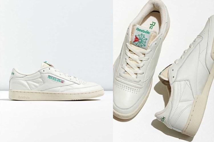 Deal: The Reebok Club C 85 Vintage Sneaker Is Only $52