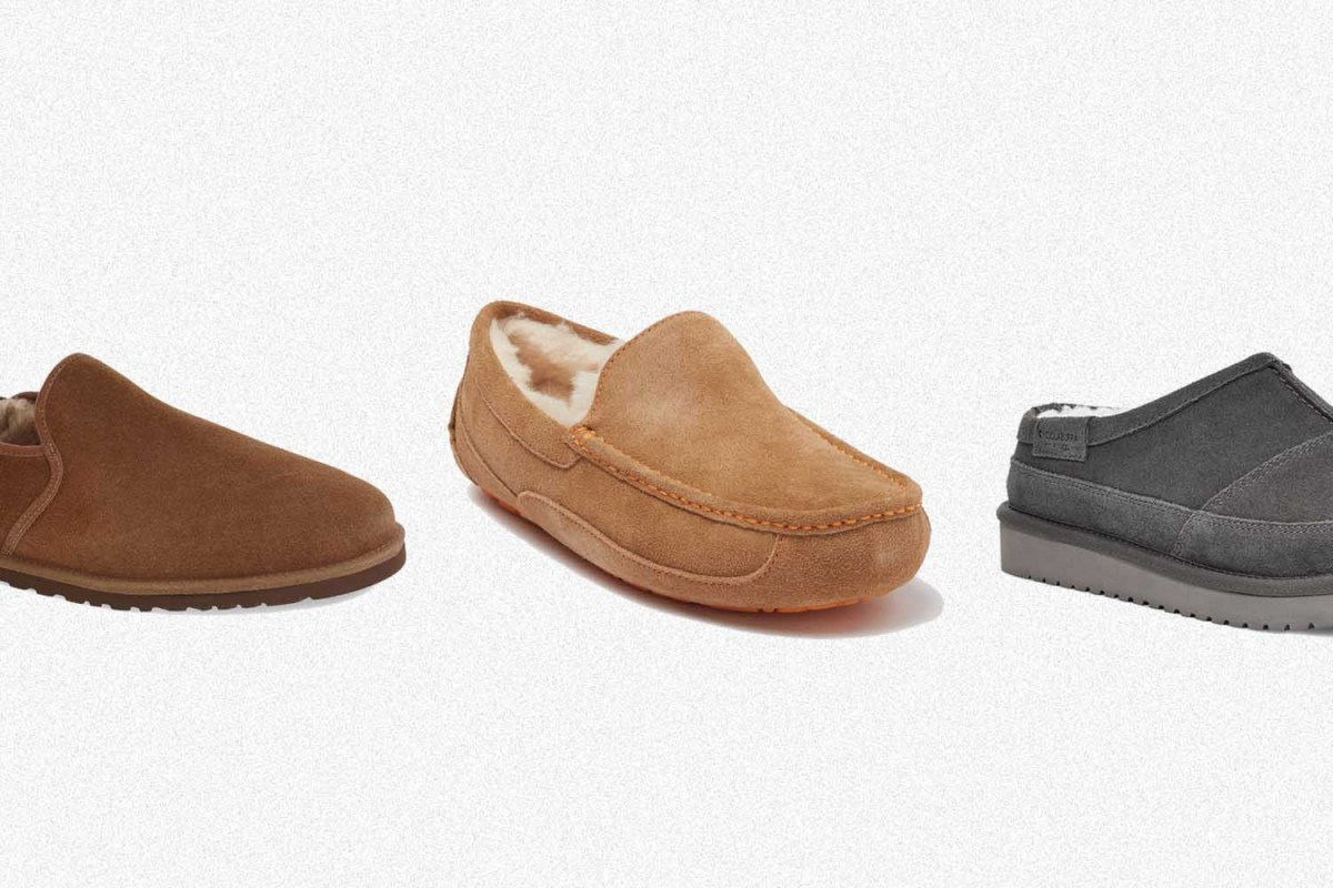 Keep Your Feet Snug With These Discounted Ugg Slippers