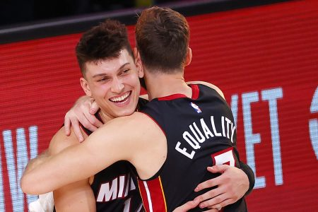 Miami Rookie Tyler Herro Carries Heat to Win Over Celtics in East Finals