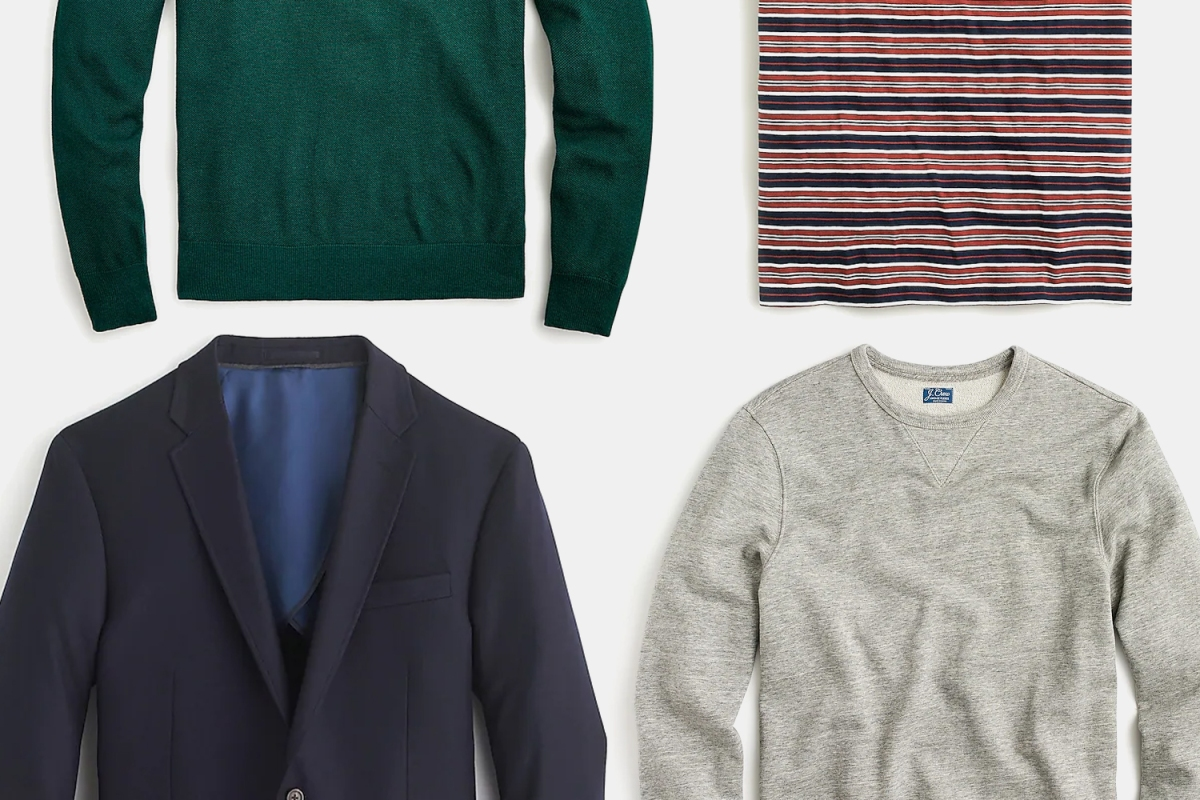 Save Up to 50% on Work-From-Wherever Styles at J.Crew