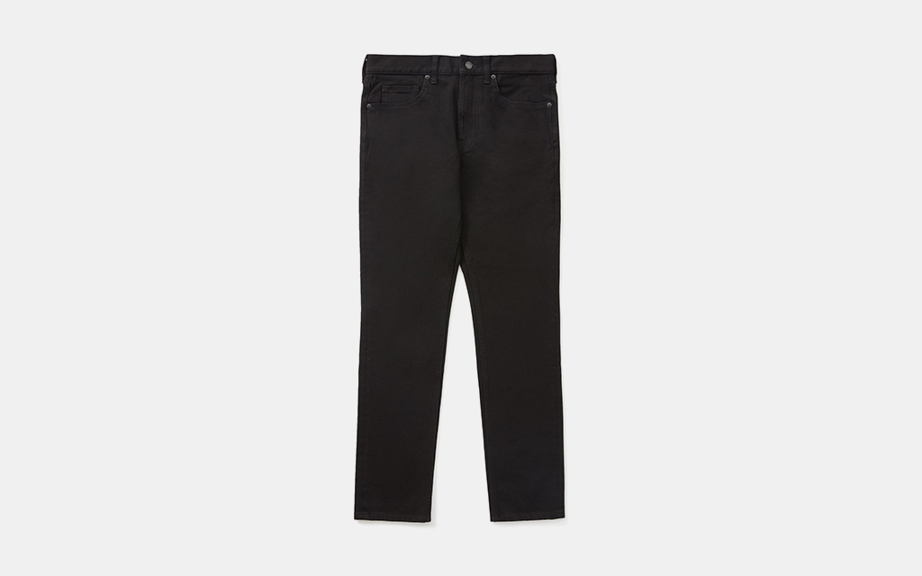 Everlane The Slim 4-Way Stretch Organic Jean