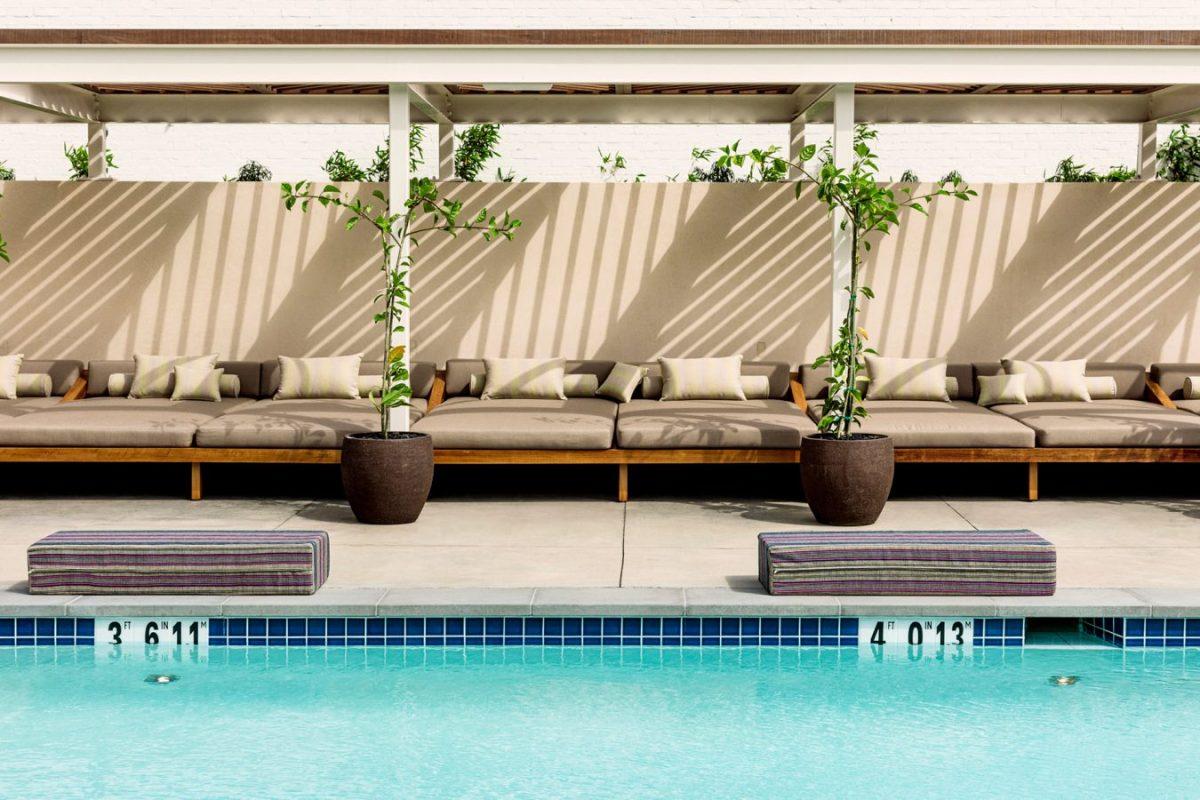 caravan swim club hotel june pool