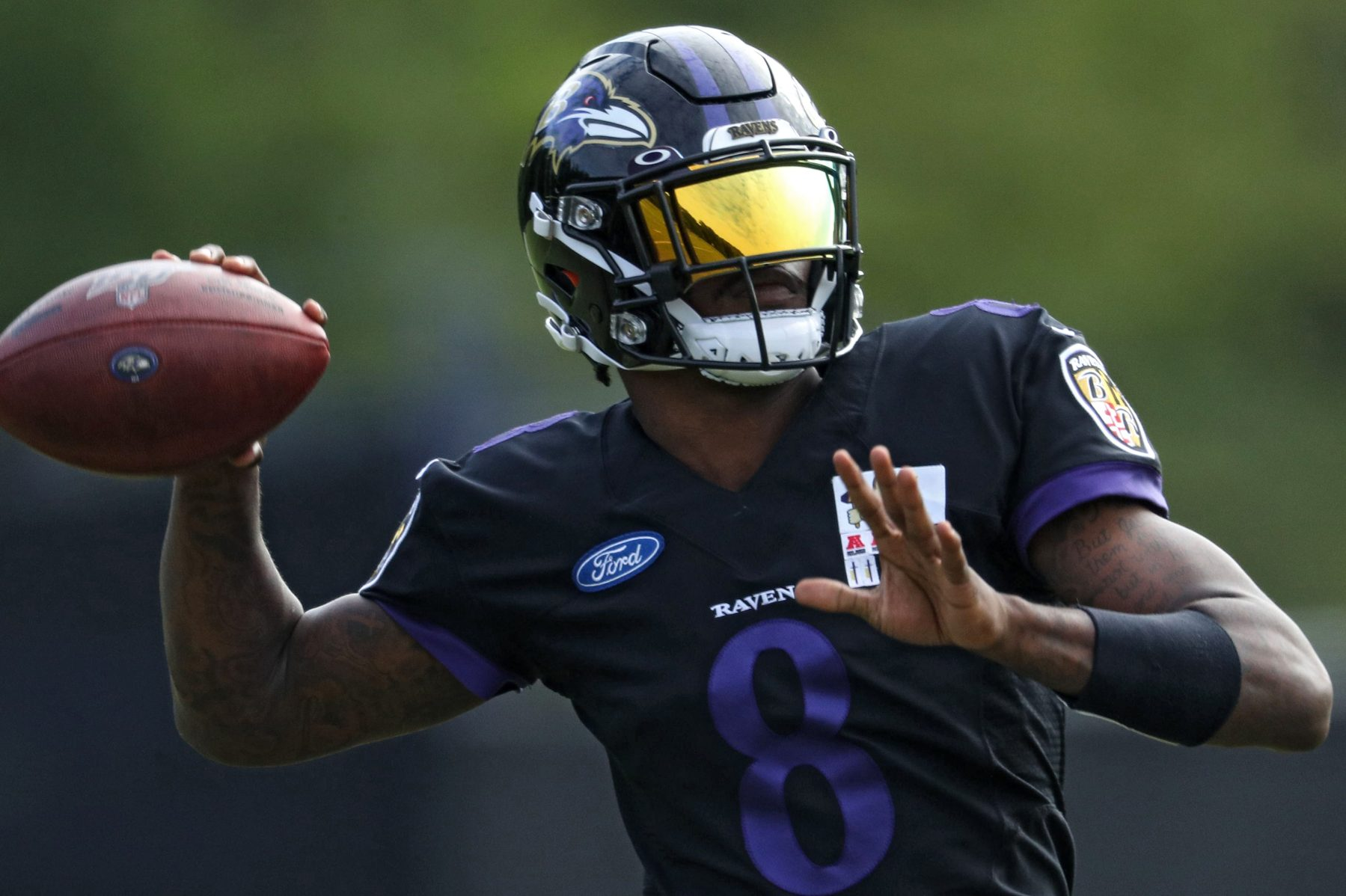 Will Baltimore Ravens Qb Lamar Jackson Regress In 2020 Insidehook