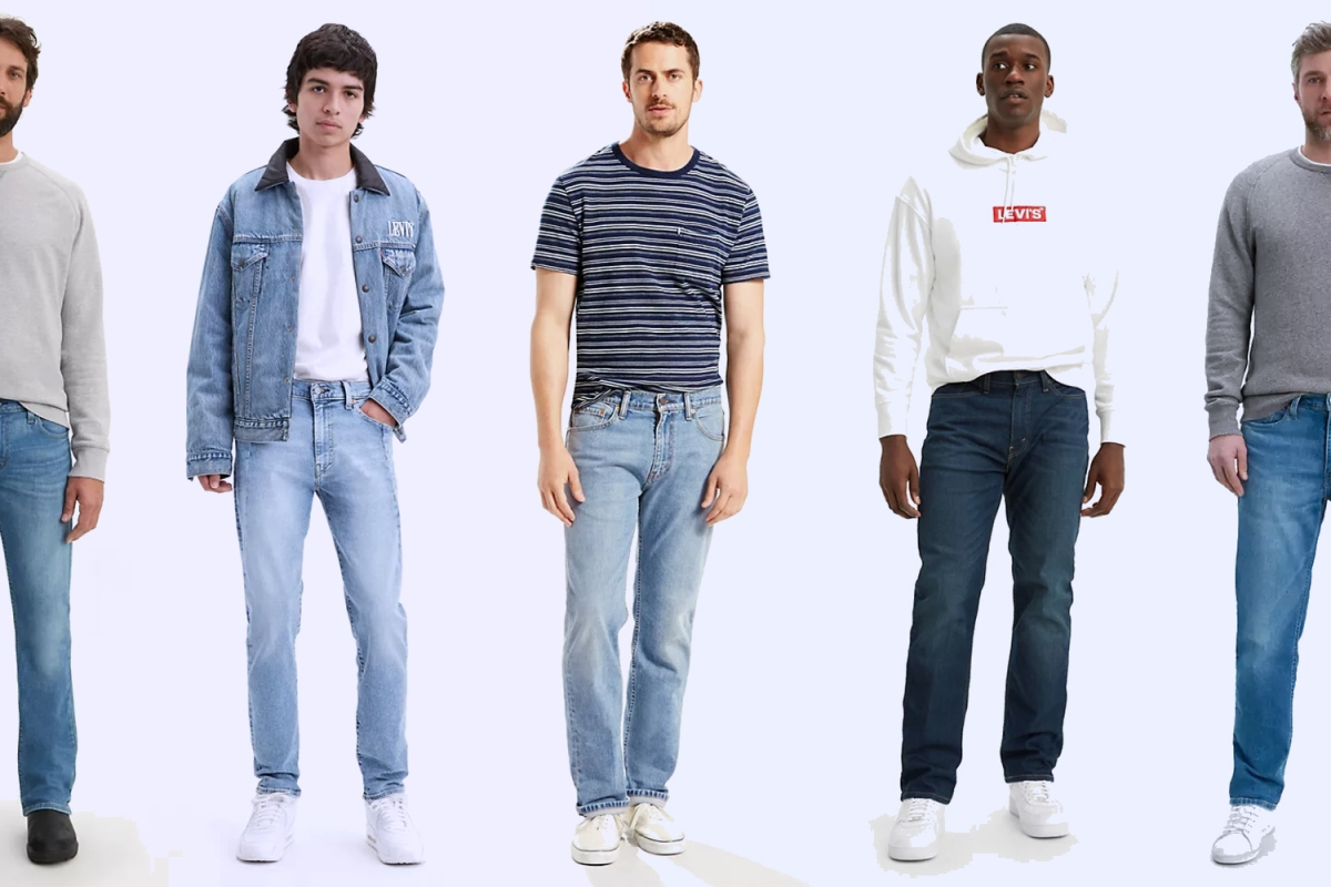 From 501 to 541: Every Levi's Jeans Style Number, Explained