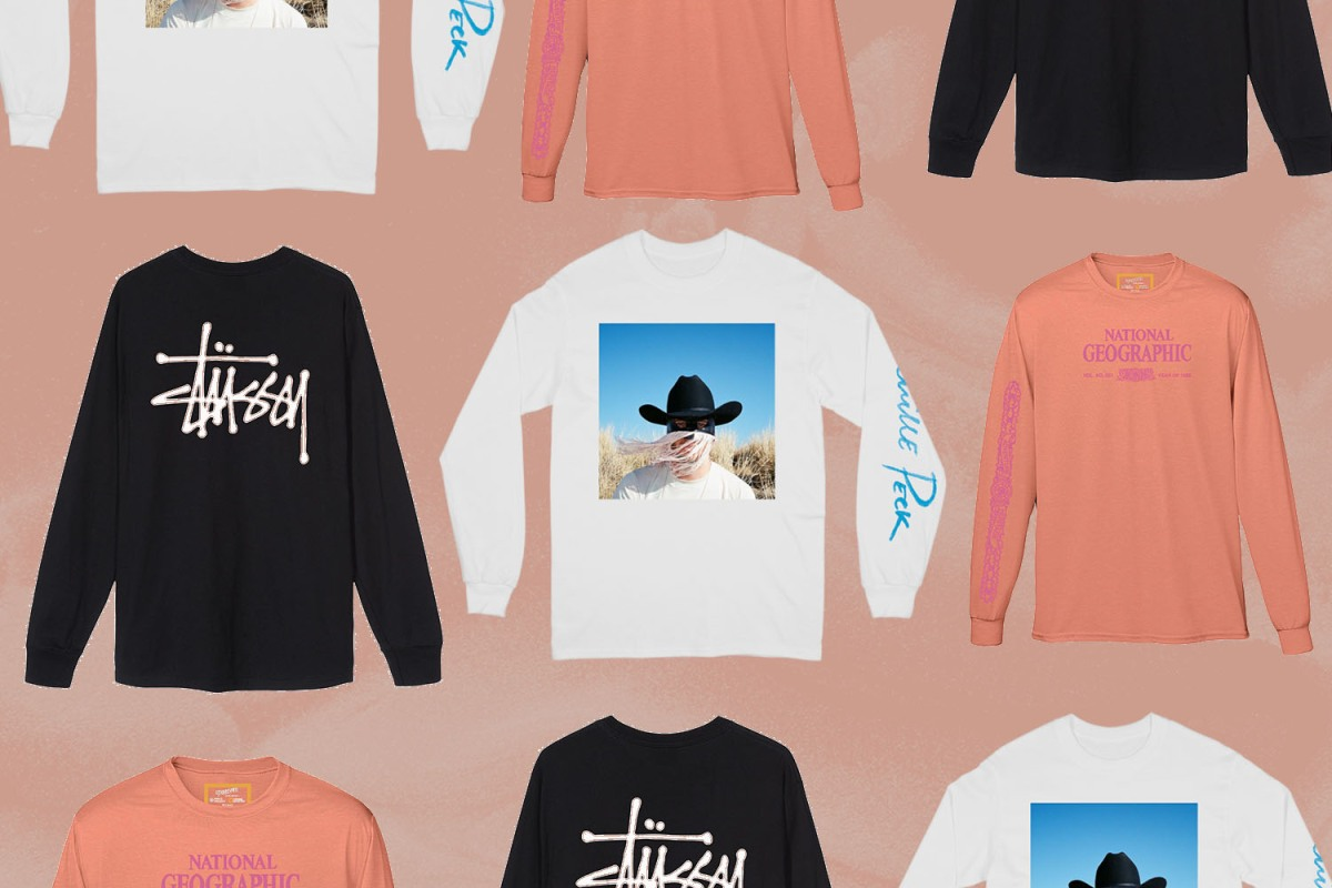 This Fall, Embrace the Long Sleeve Graphic T-Shirt