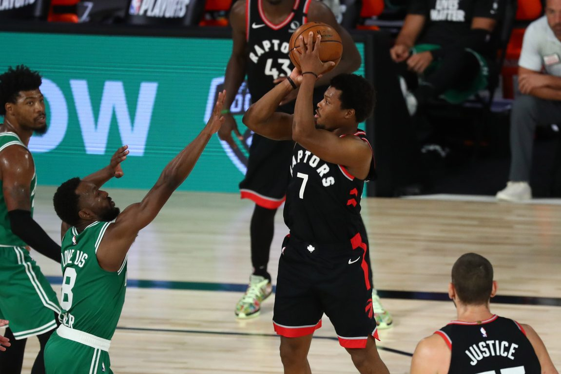 Celtics and Raptors Headed to Game 7 After Double-OT Thriller