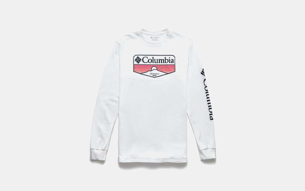 Columbia Sandy Long Sleeve T-Shirt
