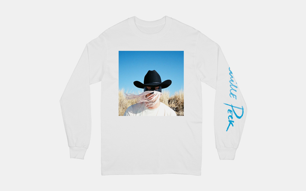 Orville Peck Big Sky Long Sleeve T-Shirt