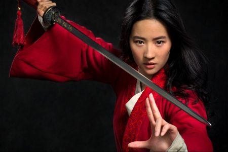 "A scene from ""Mulan"""
