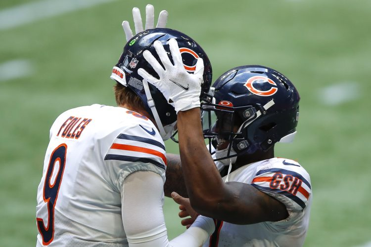 Nick Foles Ignites QB Controversy in Chicago By Rallying Bears to Win