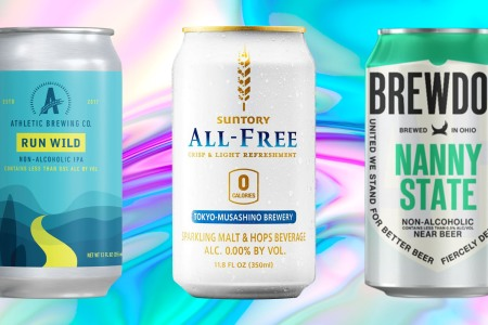 If you're looking for non-boozy beer options, you're in luck.