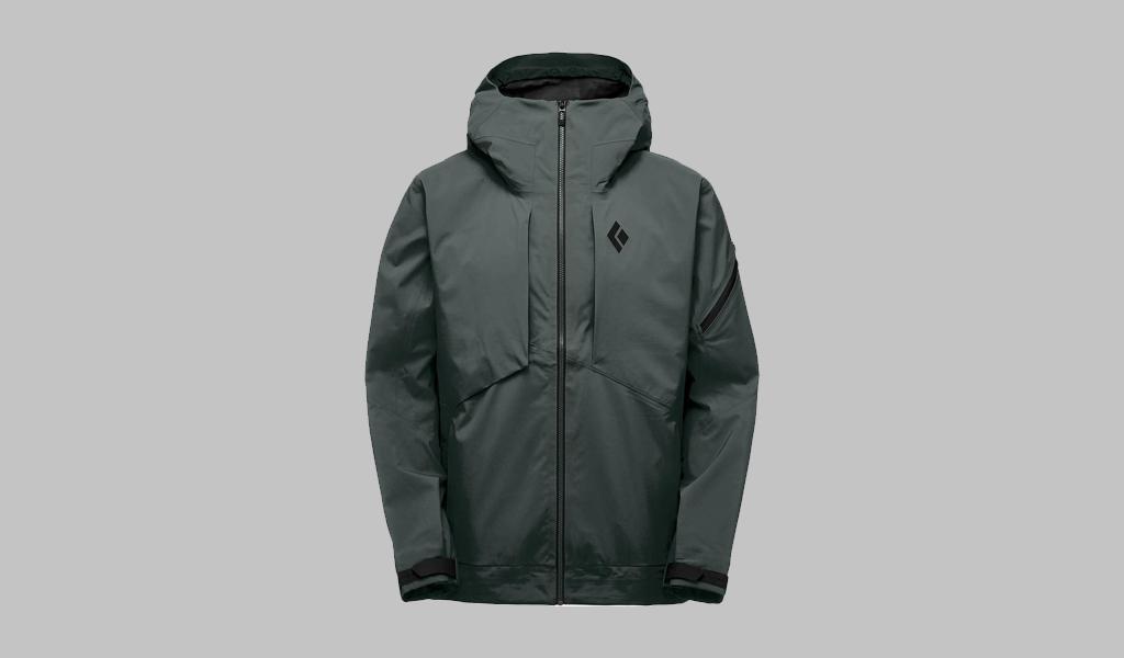 Black Diamond Mission Jacket